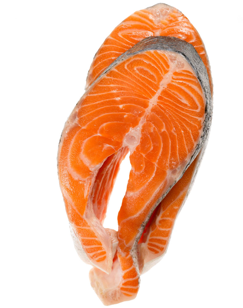 farmed salmon darnes