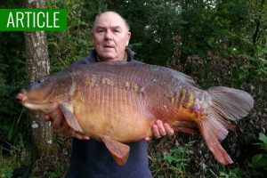 Loughgall carp fishing